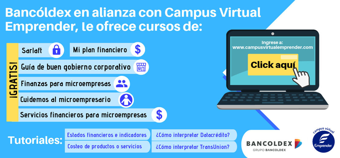 Alianza campus virtual Emprender